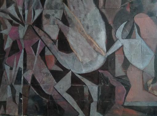 Carl-Mathias Wieder: Könnte ein Mosaik sein